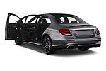 Car images of 2020 Mercedes Benz E-Class AMG-E53 4 Door Sedan Doors