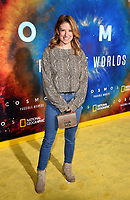 """LOS ANGELES - FEBRUARY 26: Sugar Lyn Beard attends National Geographic's 2020 Los Angeles premiere of """"Cosmos: Possible Worlds"""" at Royce Hall on February 26, 2020 in Los Angeles, California. Cosmos: Possible Worlds premieres Monday, March 9 at 8/7c on National Geographic. (Photo by Frank Micelotta/National Geographic/PictureGroup)"""
