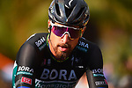 Peter Sagan (SVK) Bora-Hansgrohe wins Stage 10 of the 103rd edition of the Giro d'Italia 2020, running 177km from Lanciano to Tortoreto, Italy. 13th October 2020.  <br /> Picture: Dario Belingherini/BettiniPhoto | Cyclefile<br /> <br /> All photos usage must carry mandatory copyright credit (© Cyclefile | Dario Belingherini/BettiniPhoto)