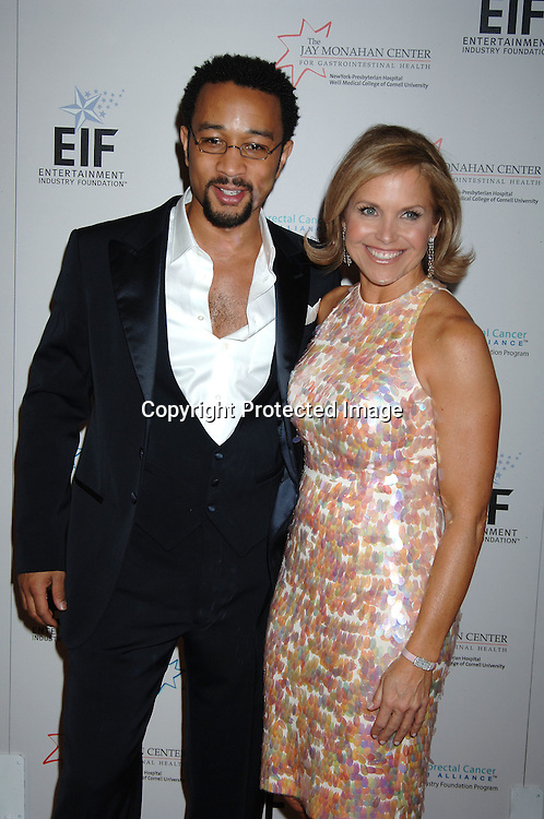 9594 John Legend And Katie Couric Jpg Robin Platzer Twin Images