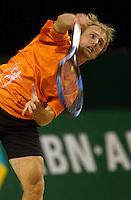 6-2-10, Rotterdam, Tennis, ABNAMROWTT, First quallifying round, Christophe Rochus