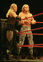 Christian & Edge 1998<br /> Photo By John Barrett/PHOTOlink