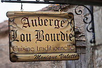Europe/Europe/France/Midi-Pyrénées/46/Lot/Bach:  Auberge Lou Bourdié, chez Monique Valette [Non destiné à un usage publicitaire - Not intended for an advertising use]