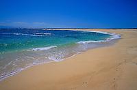 Pristine beach, Niihau