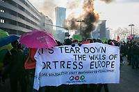 Jungeblodt riots Frankfurt ecb