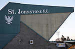 St Johnstone v Inverness Caley Thistle…09.03.16  SPFL McDiarmid Park, Perth<br />McDiarmid Park main stand<br />Picture by Graeme Hart.<br />Copyright Perthshire Picture Agency<br />Tel: 01738 623350  Mobile: 07990 594431