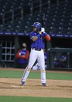 Randy Florentino - Texas Rangers 2021 spring training (Bill Mitchell)