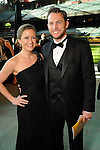 Milessa and Jed Lowrie at the Astros Wives' Gala at Minute Maid Park Thursday Aug. 16, 2012.(Dave Rossman/For the Chronicle)
