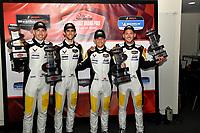 #3: Corvette Racing Corvette C8.R, GTLM: Antonio Garcia, Jordan Taylor, #4: Corvette Racing Corvette C8.R, GTLM: Tommy Milner, Nick Tandy