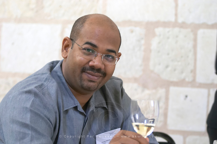 Adrian Pinto, General Manager, Sula Vineyards (Samant Soma Wines Ltd), India