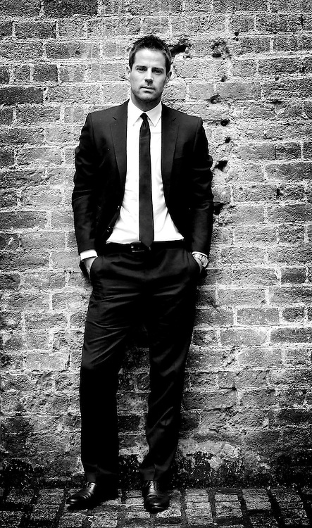 .Former Liverpool/England footballer and TV Pundit Jamie Redknapp pictured here at the launch of the Mark & Spencer Menswear campaign held in Dublin. Pic. Robbie Reynolds/CPR