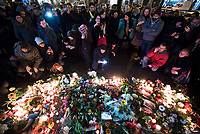 Berlin mourns Bowie