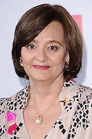 Cherie Blair<br /> at the Breast Cancer Care fashion Show 2016, London.<br /> <br /> <br /> ©Ash Knotek  D3193  02/11/2016