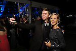 Allie Doyle and Patrick Ryan at the 20th San Luis Salute Friday Feb. 05, 2016.(Dave Rossman photo)