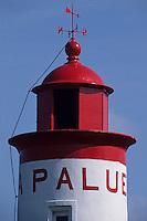 Europe/France/Bretagne/29/Finistère/Aber Wrac'h: Le phare de Palue
