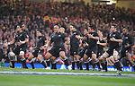 New Zealand do the haka. Wales V New Zealand. Invesco Perpetual Series 2008. 22/11/2008. © Ian Cook IJC Photography iancook@ijcphotography.co.uk www.ijcphotography.co.uk