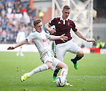 Lewis Macleod and Kevin McHattie