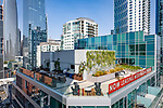 Modera at Rincon Hill hired me to capture their stunning Penthouse Suite and views of the San Francisco Skyline.