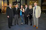 European Gymnastics Championships Birmingham 2010. Official Banquet held at theICC in Birmingham.<br /> <br /> Photos by Alan Edwards