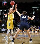 South Dakota State vs Oral Roberts Women  - The Summit League Basketball Tournament