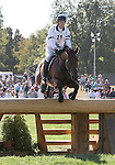 William Fox-Pitt & Cool Mountain competing for Great Britain in the Cross Country phase of the FEI World Eventing Championship at the World Equestrian Games in Lexington, KY.