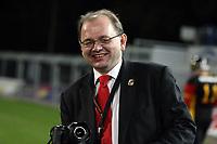 AFVD Vizepräsident Thomas Meyer (D)<br /> Länderspiel Deutschland vs. Schweden<br /> *** Local Caption *** Foto ist honorarpflichtig! zzgl. gesetzl. MwSt. Auf Anfrage in hoeherer Qualitaet/Aufloesung. Belegexemplar an: Marc Schueler, Am Ziegelfalltor 4, 64625 Bensheim, Tel. +49 (0) 151 11 65 49 88, www.gameday-mediaservices.de. Email: marc.schueler@gameday-mediaservices.de, Bankverbindung: Volksbank Bergstrasse, Kto.: 151297, BLZ: 50960101