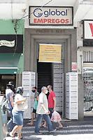 Campinas (SP), 29/10/2020 - Emprego - Oferta de vagas temporarias de emprego para fim de ano cai 23,4% em Campinas e na Regiao Metropolitana de Campinas.