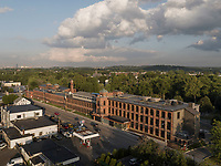 Aetna mills, Watertown, MA (oldest part ca 1820, newer part ca 1919)