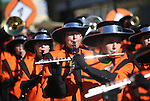 The Fernley High School Vaquero Band performs in the Nevada Day parade in Carson City, Nev., on Saturday, Oct. 31, 2015. <br /> Photo by Cathleen Allison