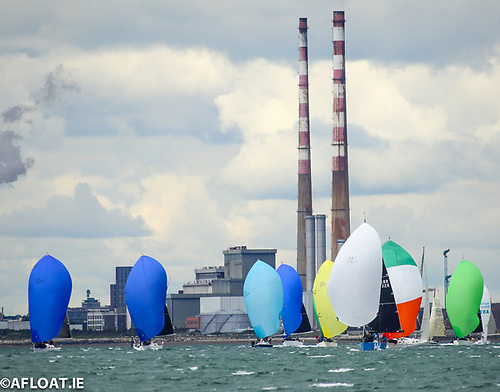 The Irish Cruiser Racing Association's National Championships 2021 is on Dublin Bay this September
