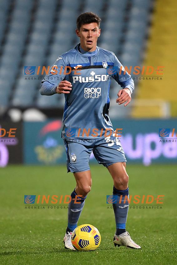 Matteo Pessina of Atalanta BC in action during the Serie A football match between Spezia Calcio and Atalanta BC at Dino Manuzzi stadium in Cesena (Italy), November 20th, 2020. Photo Andrea Staccioli / Insidefoto