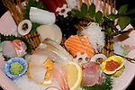 Sushi, Nadaman Hakubay Restaurant, Kitano Hotel, New York, New York