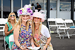 May 14, 2021 : Scenes from Black-Eyed Susan Day at Pimlico Race Track in Baltimore, Maryland on May 14, 2021. Wendy Wooley/Eclipse Sportswire/CSM