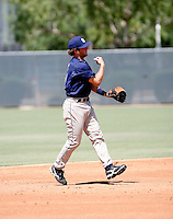 Beamer Weems / San Diego Padres 2008 Instructional League..Photo by:  Bill Mitchell/Four Seam Images