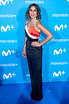 Noemi de Miguel attends to blue carpet of presentation of new schedule of Movistar+ at Queen Sofia Museum in Madrid, Spain. September 12, 2018. (ALTERPHOTOS/Borja B.Hojas)