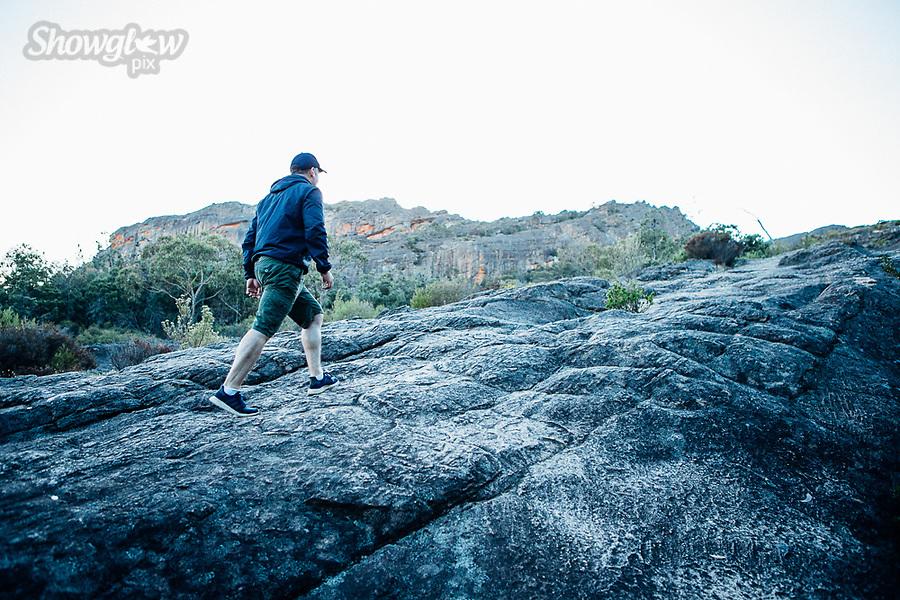 Image Ref: CA739<br /> Location: Mt Stapylton, The Grampians<br /> Date of Shot: 27.01.19