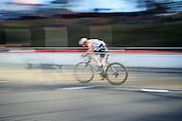 Thalita Dejong (NLD/Rabo-Liv)<br /> <br /> UCI Cyclocross World Cup Heusden-Zolder 2015