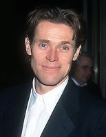 Willem Dafoe, 1997, Photo By Michael Ferguson/PHOTOlink