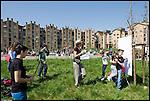 CIRCOSCRIZIONE 6 - Giardini ex CEAT in via Leoncavallo. Workshop fotografico alla Festa di Primavera