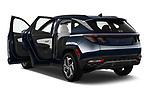 Car images of 2022 Hyundai Tucson Limited 5 Door SUV Doors