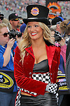 The Great American Sweethearts in action before the NASCAR Sprint Cup Series AAA 500 race at Texas Motor Speedway in Fort Worth,Texas.