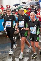 Roberto Formigoni, Presidente della Regione Lombardia, alla Milano City Marathon --- Roberto Formigoni, President of Lombardy Region, at the Milano City Marathon
