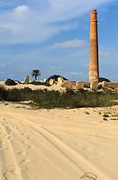 ehemalige Ziegelei Fabrica da Chave, Boa Vista, Kapverden, Afrika
