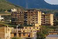 - Calabria, wild urbanization and uncontrolled building at Reggio Calabria outskirts<br /> <br /> - Calabria, urbanizzazione selvaggia e speculazione edilizia alla periferia di Reggio Calabria