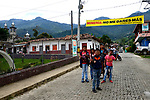 Colombian Town against South Africa AngloGold Ashanti mining projects, due to environmental concerns