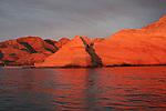 Sunrise at Punta Colorado