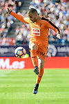 SD Eibar's David Junca Reñe during Liga Liga match between Atletico de Madrid and SD Eibar at Vicente Calderon Stadium in Madrid, May 06, 2017. Spain.<br /> (ALTERPHOTOS/BorjaB.Hojas)