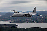 Norway: Hercules C130J by Fredrik Naumann