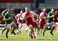 24th April 2021; Brentford Community Stadium, London, England; Gallagher Premiership Rugby, London Irish versus Harlequins; Alex Dombrandt of Harlequins