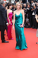 Robin Wright - RED CARPET OF THE FILM 'LOVELESS (NELYUBOV)' AT THE 70TH FESTIVAL OF CANNES 2017